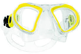 Subgear Maske Child Gelb